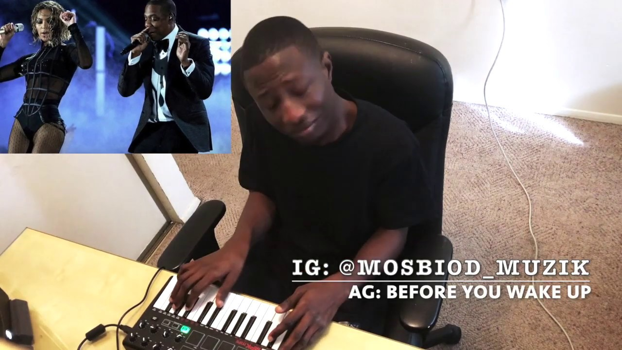 Synth Solo - Before You Wake Up by Adekunle Gold