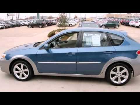 2008 Subaru Impreza Outback Sport Youtube