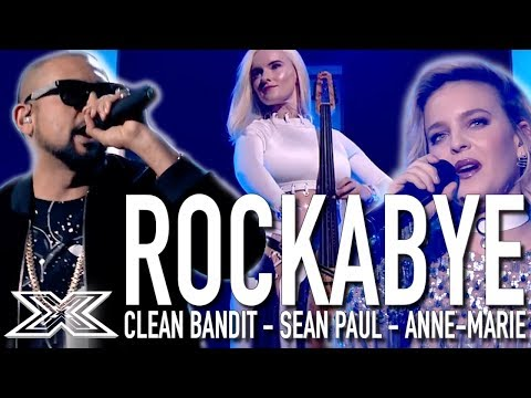 Thumbnail: Clean Bandit Perform Rockabye with Sean Paul & Anne-Marie