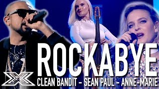Clean Bandit Perform Rockabye with Sean Paul & Anne-Marie