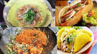Top Street Food In Cambodia, Asian Street Food, Fast Food Street in Asia #277