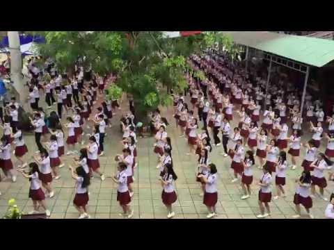 Nhảy Dân Vũ - Trường THPT An Dương Vương [Lễ Khai Giảng 2016-2017]