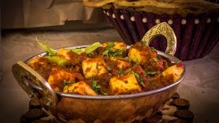 paneer butter masala curry