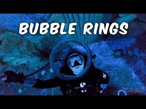 Dive4life Bubble Rings 20 Meter Underwater SCUBA DIVING | Nurkowanie