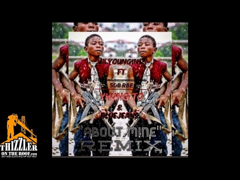 LilYounginZi ft. SOB x RBE (Yhung TO), BlueJeans - About Mine [Remix] [Thizzler.com]