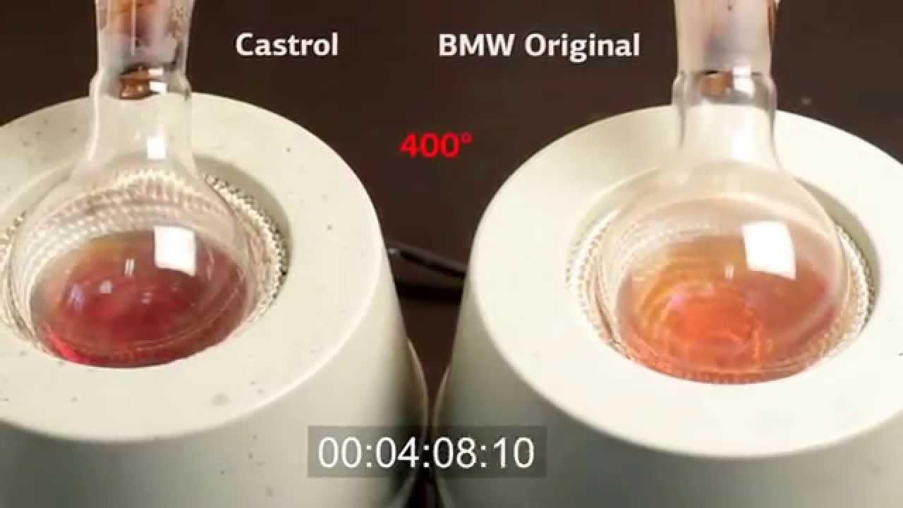 Castrol EDGE BMW LL01 5W-30 В новой упаковке - YouTube