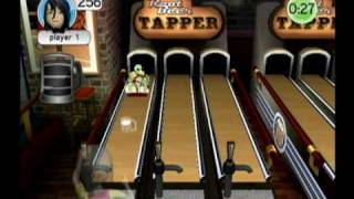 Game Party 3 (Wii) - Root Beer Tapper