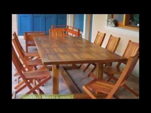 Sillas plegables de incienso muebles de madera y jard n com youtube - Sillas de madera plegables precios ...