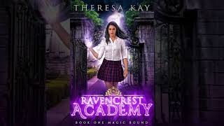 Ravencrest Academy Series Coming in 2020!