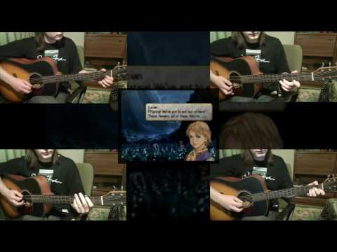 Valkyrie Profile Opening Medley ~acoustic guitar ver.~