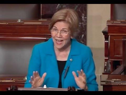 Elizabeth Warren CRUSHES Trump's Nominee for Deputy Secretary of the Interior David Bernhardt