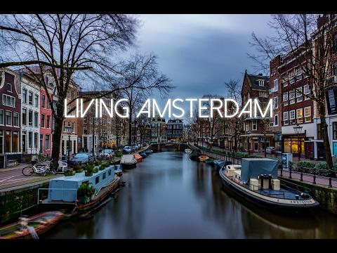 Living Amsterdam - Sony A6000