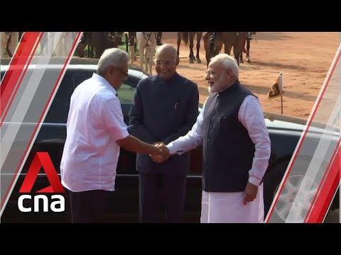Sri Lankan President Gotabaya Rajapaksa begins three-day visit to India