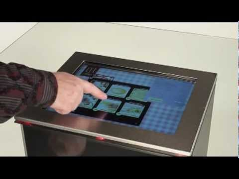 LT iTable | Interactive Multi-Touch Table