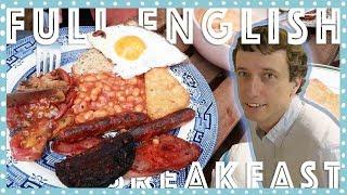 위스키남 앤디의 잉글리쉬 브랙퍼스트!