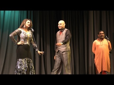 HELLO DARLING A Pakistani Comedy Stage Show by JR Entertainment