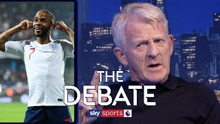 'Racially abused players should collectively refuse to play!' - Gordon Strachan | The Debate