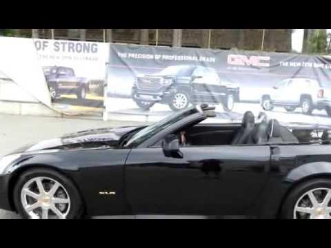 Used 2005 Cadillac Xlr Hardtop Convertible For Sale In Salmon Arm