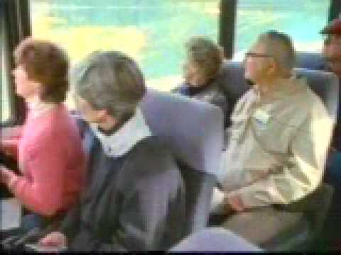 Old Canada tourism video