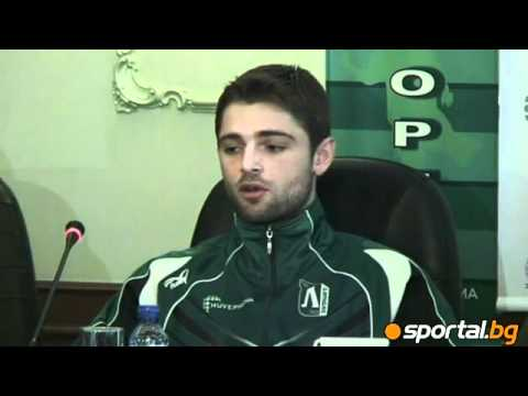 Dimo Atanasov: Ludogorets is a challenge for me
