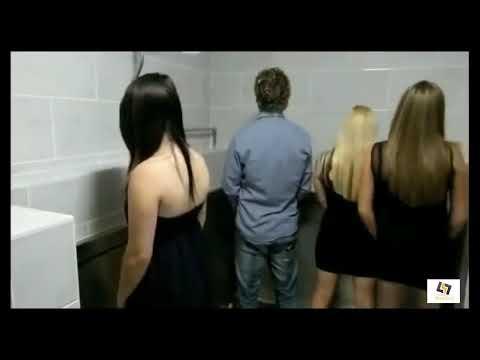 Using Female Urination Device...!