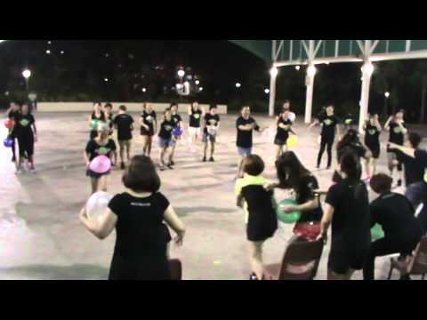 Zone 4RC DFC Birthday Party Games