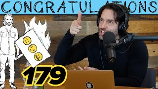 Right Behind the Face (179) | Congratulations Podcast with Chris D'Elia
