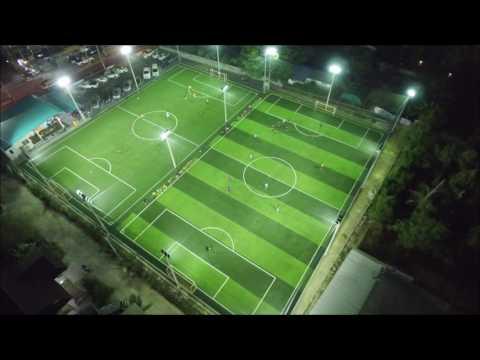 สนามฟุตบอลหญ้าเทียม Soccer Field Namdaeng