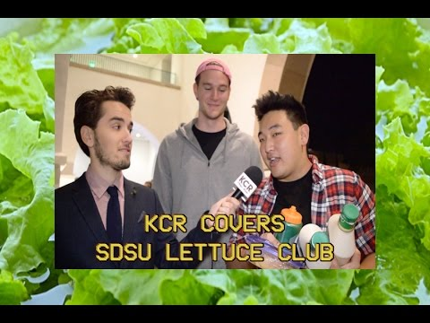 Overdressed with Brett - SDSU Lettuce Club
