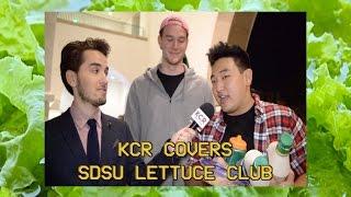 Overdressed with Brett - SDSU Lettuce Club