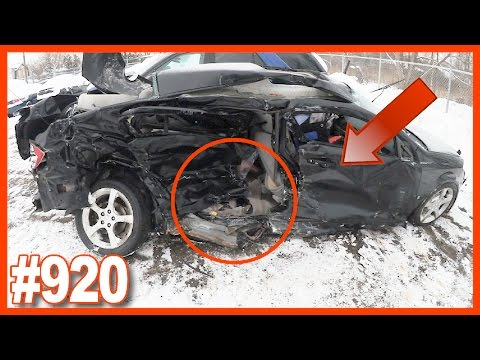 Fatal car crash in Elgin/Pingree grove IL aftermath - YouTube