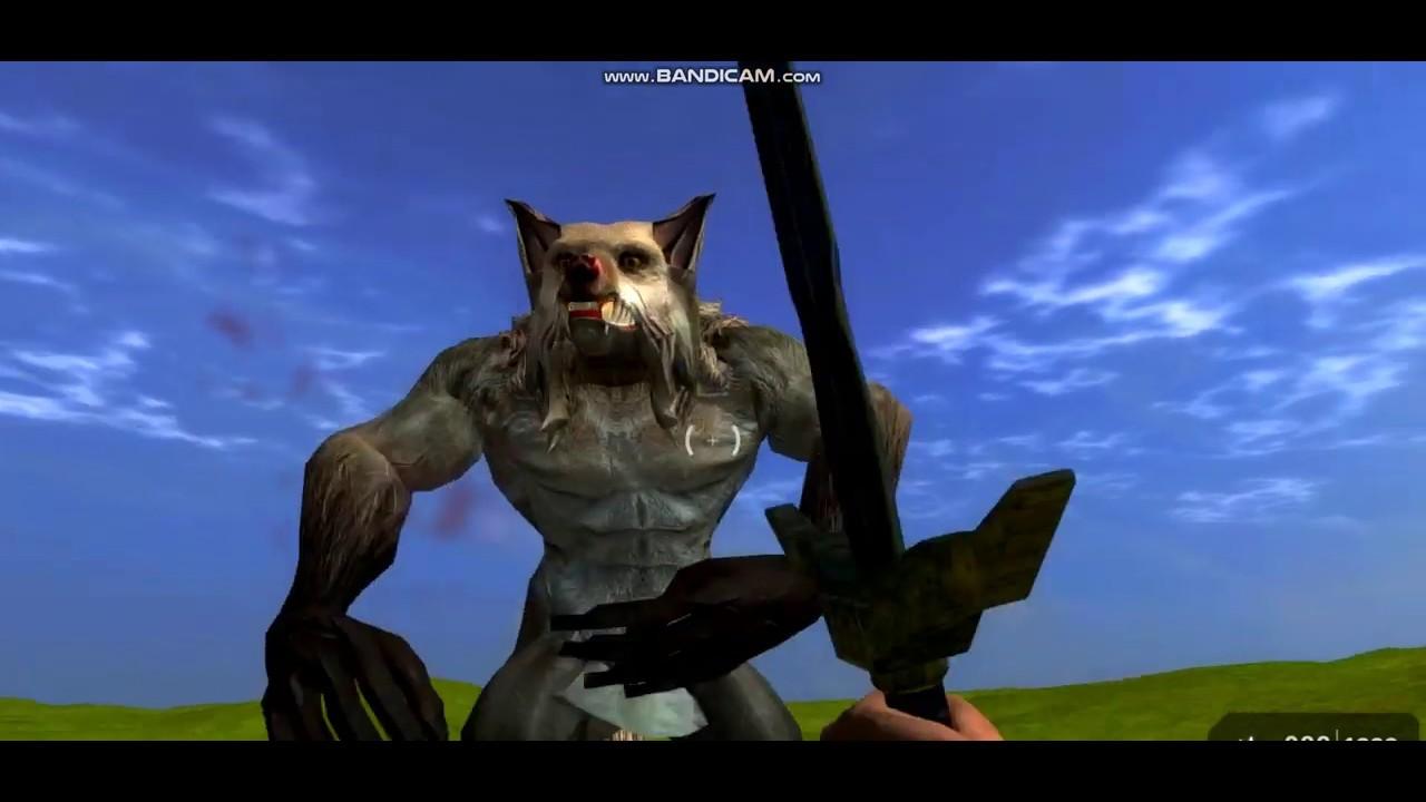 werewolf test for GG - YouTube