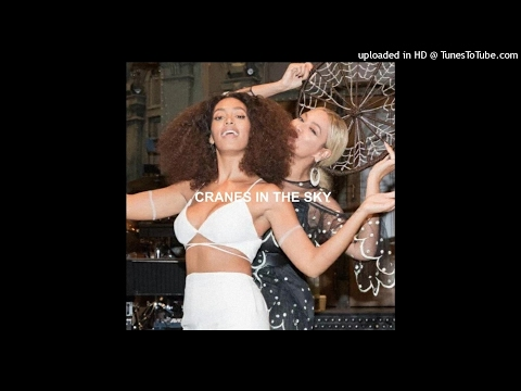 Solange feat. Beyoncé - Cranes In The Sky [Remix]