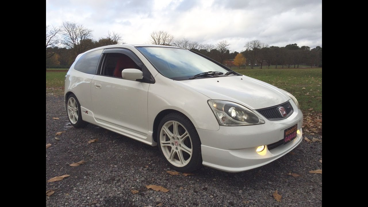 rare jdm championship white type r civic type r ep3. Black Bedroom Furniture Sets. Home Design Ideas