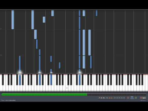 Dexter Blood Theme Piano Tutorial Synthesia