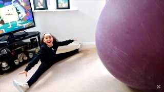 Giant Balloon Toy Surprise Stuck In My House Part 3 - Shopkins - Disney Toy Opening