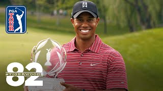 Tiger woods won his fourth memorial tournament with a birdie-birdie finish at muirfield village golf club in dublin, ohio.tiger woods' chase for sam snead's ...