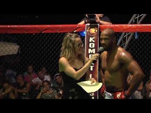 Deji Kalejaiye interview after his fight MMA KL Cage Fight 7 Kombat League