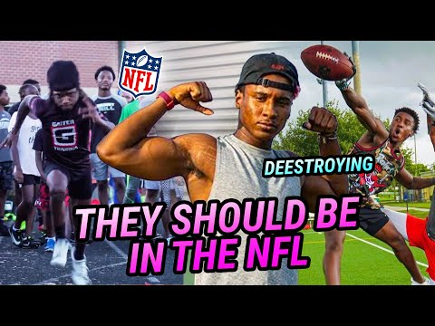 These Football STARS Are Just DIFFERENT! The Stories Behind Deestroying, an 8 Year Old Phenom & MORE