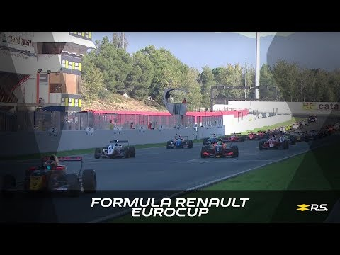 Formula Renault Eurocup : Highlights Barcelona - Race 2