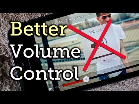 Remove the Annoying Volume Pop-Up When Watching Videos on iPad or iPhone - iOS 7.1 [How-To]