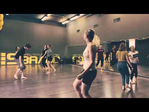 Техника танца. Денис Кочетков