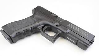 Glock Officially Licensed Training Pistol - Glock 17 for LEO/MIL only - FOX AIRSOFT
