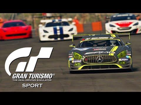 HEERLIJK GEPRUTTEL UIT DE UITLAAT - Gran Turismo Sport