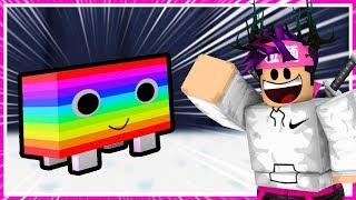 Roblox-I TOOK the NEW PET GO ⟪ ARC Rainbow. 🐾 Pet Simulator. ⟫