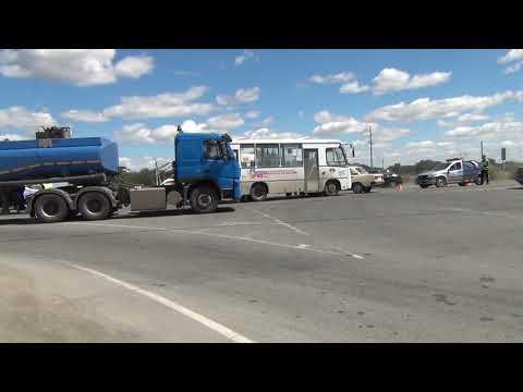 Авария в Южноуральске