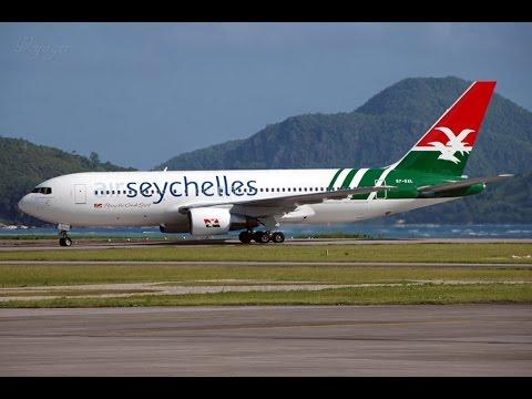 Seychelles. Victoria. Airport