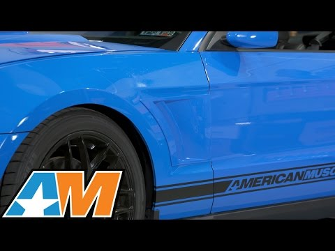 2010-2014 Mustang MMD Fender Vents Review