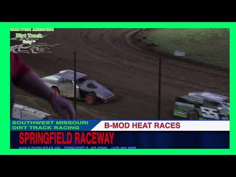 B MOD Heat Races Springfield Raceway September 2, 2017