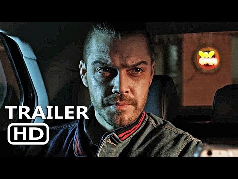 FOX HUNT DRIVE Official Trailer (2020)